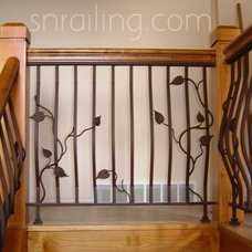 Traditional  by SN Custom Railing, Inc