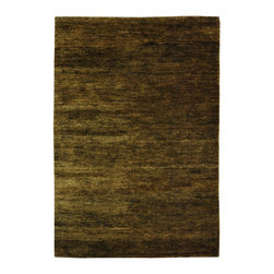 Safavieh - Bohemian Green Area Rug BOH211D - 3' x 5' - Safavieh's Bohemian Collection is all-organic, with exquisitely fine jute pile woven onto a cotton warp and weft, and an earthy natural color palette. The high quality jute chosen for our Bohemian rugs is biodegradable and recyclable, with an innate sheen because it is harvested only from Cannabis Sativa (commonly known as the  true hemp plant), a quickly renewable resource that excels in length, durability, anti-mildew and antimicrobial properties. Safavieh brings fashion excitement to the eco-friendly rug category with the Bohemian collection's unique patterns, ribbed textures and remarkable hand. The rugs are washed to soften the yarn, and then brushed to an even more lustrous sheen. Hand Knotted in India.