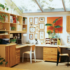 Contemporary Desks by California Closets
