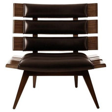 Modern Chairs by Candelabra