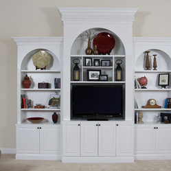 Eclectic Media Storage: Find TV Stands and Media Console ...