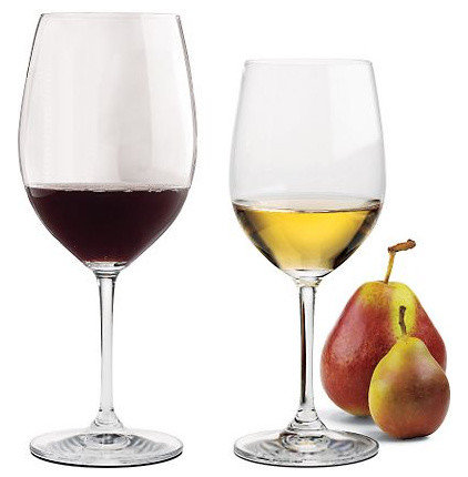 traditional glassware by Wine Enthusiast Companies