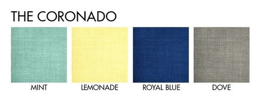 Apt2B - The Coronado Sofa, -Request A Sample of Fabric Swatches - Fabric Sample Swatches- please add these to your cart and complete the checkout process for these samples to be sent to you ASAP. Usually processed the next business day and you should receive them in less than 1 week! Any questions, please let us know!