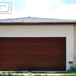 Modern Style Garage Door Designs by Dynamic Garage Door of Orange County - The Galatea project in Irvine Terrace was yet another phenomenal project we had the pleasure to work with Spinnaker Development of Newport Beach, CA.