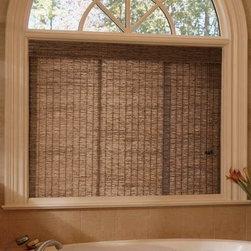 Hunter Douglas Provenance® Woven Wood Shades - Hunter Douglas Provenance® Woven Wood Shades