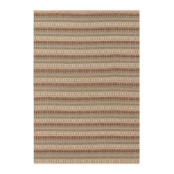 """Couristan - Nature'S Elements Desert Horizons Rug 7195/0032 - 7'10"""" x 10'10"""" - These eco-friendly, flatwoven area rugs will add the perfect casual design element to any interior in the home. Their rustic, mellow aesthetic has been designed to add new life to interiors that are themed around artisan-crafted decor. Perfect for casual dens to inspired sunrooms these lightweight and versatile area rugs can be used in a multitude of spaces as subtle accent pieces."""