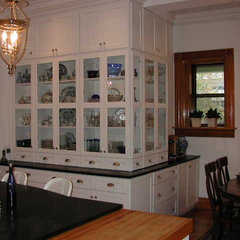 traditional kitchen by Wisconsin Building Supply