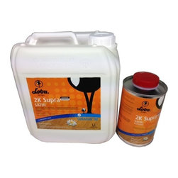 LOBA - One Gallon Loba AT Supra Water Based Polyurethane (Germany) - **Liquids such as Adhesive and Polyurethane are non-refundable purchases. No credit will be given for liquids returned to us.