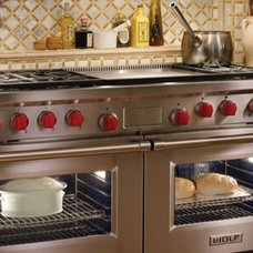 by Sub Zero/Wolf Appliances by Roth Distributing