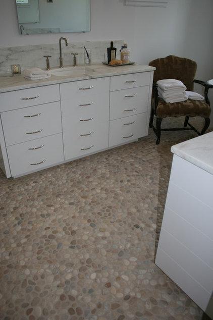 Modern Bathroom Tile by Island Stone