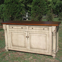 Stockton Credenza - Sometimes more storage is a necessity, and you couldn't honor your serving ...