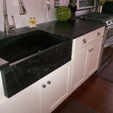 Traditional Kitchen Sinks by Wood and Stone, LLC