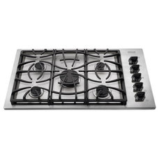 Traditional Gas Ranges And Electric Ranges by Build.com