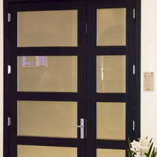 Contemporary Entry by Kolbe Windows & Doors
