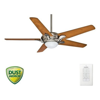 """Casablanca - Casablanca 59076 Bel Air 56"""" 5 Blade Ceiling Fan - Blades & Light Kit Included - Included Components:"""
