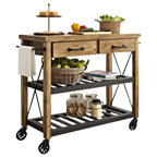 Jackson Kitchen Cart Modern Kitchen Islands And Kitchen Carts By Cost Plus World Market