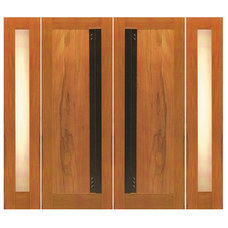 Contemporary Front Doors by Doors4Home