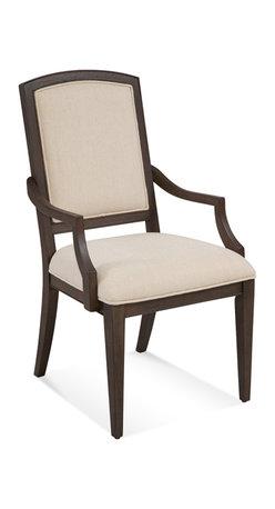Bassett Mirror - Bassett Mirror Marlette Parsons Chair (Set of 2) - Marlette Parsons Chair, Set of 2