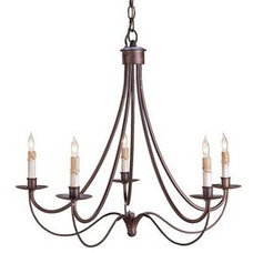 Chandeliers Cascade Chandelier by Currey and Company