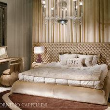 Contemporary Beds by Aldo Saetta Interior Designer/ Vero Design