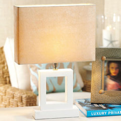 modern table lamps by Organize
