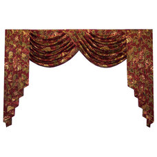 Traditional Curtains by Fashion Window Treatments