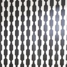 Modern Wallpaper by AphroChic Shop