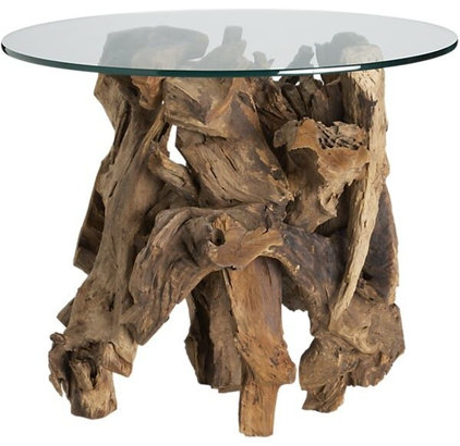 Eclectic Side Tables And End Tables by Crate&Barrel