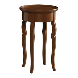 Baker Furniture - Louis XIV Chairside Table -