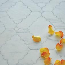 Eclectic Floor Tiles by New Ravenna Mosaics