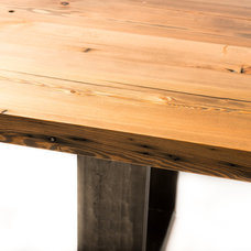 Contemporary Dining Tables by Generation woodworks