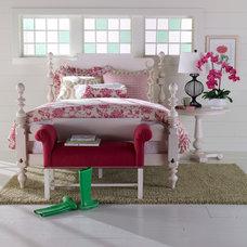 Eclectic Bedroom by Ethan Allen