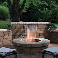 Traditional Patio by Wittkopf Landscape Supply