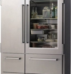 modern refrigerators and freezers by Designer Home Surplus