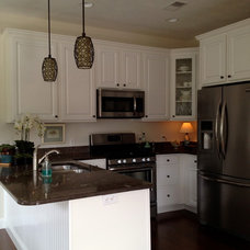Traditional Kitchen by Align Design LLC