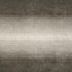"Trans Ocean Rugs - Trans Ocean Ombre 9620/47 Stripes Grey 42"" x 66"" Area Rugs - Trans Ocean Ombre 9620/47 Stripes Grey 42"" x 66"" Area Rugs"