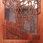 The Lakeridge Entry Door - Brian Lee Designs/MendocinoDoors.com The Lakeridge Entry Door.