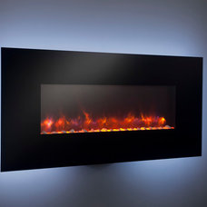 contemporary fireplaces by The Outdoor GreatRoom Company