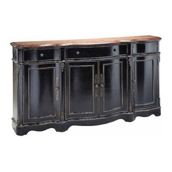 None - Van Velsor Sideboard - The Van Velsor Sideboard will be a beautiful and welcomed accent piece in any room throughout your home.