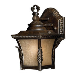 "Hinkley Lighting - Hinkley Lighting 1936-LED 8.75"" Height LED Outdoor Lantern Wall Sconce - 8.75"" Height LED Outdoor Lantern Wall Sconce from the Brynmar CollectionFeatures:"