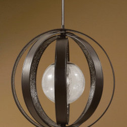 "21918 Trofarello, 1 Lt Pendant by uttermost - Get 10% discount on your first order. Coupon code: ""houzz"". Order today."