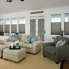 Modern Cellular Shades by BlindSaver.com