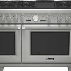 Traditional Gas Ranges And Electric Ranges by Thermador