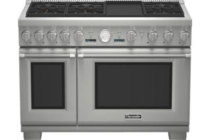 Traditional Gas Ranges And Electric Ranges by Thermador Home Appliances