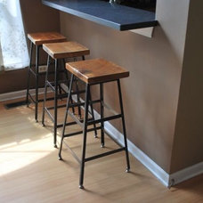 Modern Bar Stools And Counter Stools by Urban Wood Goods