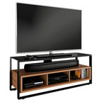 TV Entertainment Console - Beach Style - Entertainment Centers And Tv ...