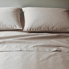 Modern Sheet And Pillowcase Sets by West Elm