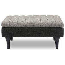 Modern Ottomans And Cubes by bryght.com