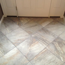 Contemporary  by Fowler Tile Design