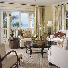 Living Room by jill Shevlin  - Intrinsic Designs
